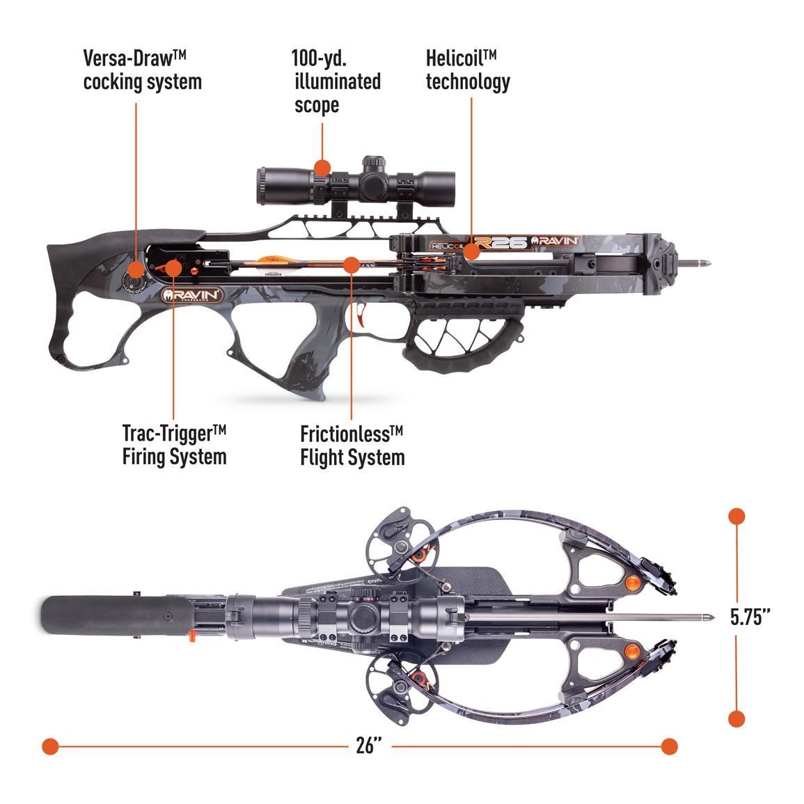 Ravin R026 Crossbow